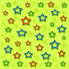 Free My Stars Gift Paper Stock Photo - 2494310