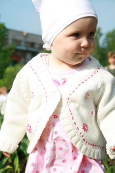 Free Baby Girl Stock Images - 2495534