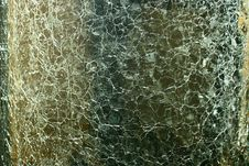 Free Shattered Glass Royalty Free Stock Images - 2497759