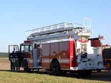 Free Fire Truck Stock Images - 2498594