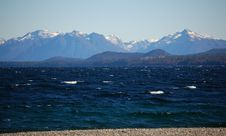 Free Mountains On Lakeshore Stock Photos - 2498943