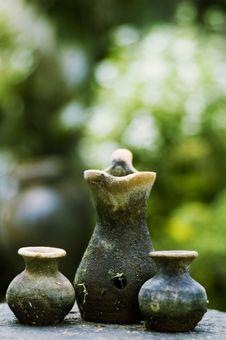 Free Clay Pots Stock Photos - 2499093