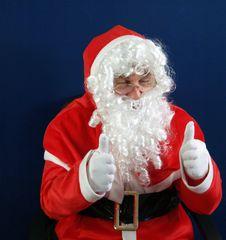 Free Santa Royalty Free Stock Photo - 2499105