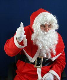 Free Santa Royalty Free Stock Photography - 2499107
