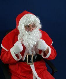 Free Santa Royalty Free Stock Photo - 2499155