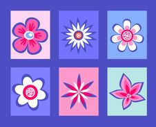 Free Flower Elements Royalty Free Stock Photos - 2499218