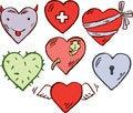 Free Hearts Stock Photo - 24904340