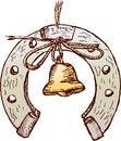 Free Horseshoe Royalty Free Stock Photo - 24904375