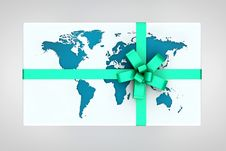 Free Earth Gift Stock Images - 24901264