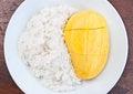 Free Rice And Mango Royalty Free Stock Image - 24915226