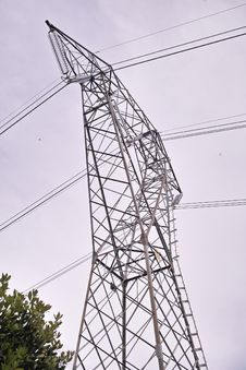 Free Electric Tower Stock Photos - 24910213