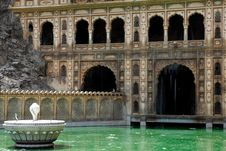 Free Palace Rajasthan Royalty Free Stock Photography - 24914817