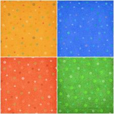 Free Polka Dot Paper Texture Stock Photos - 24916563