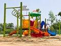 Free Children Playground Stock Photo - 24929710