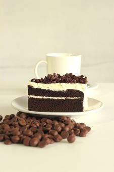 Free Chocolate Cake Stock Image - 24922701