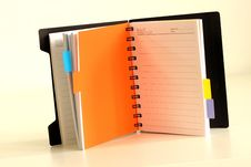 Free Notebook Stock Images - 24923204
