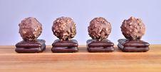 Free Chocolate Delite Stock Image - 24924351