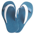 Free Beach Sandals Stock Photography - 24930782