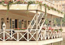 Free Floating Restaurant Stock Image - 24938481