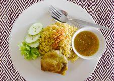 Free Chicken-Biryani Royalty Free Stock Photo - 24939095