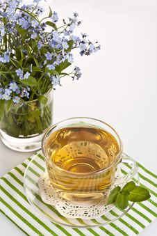 Free Herbal Tea Stock Photo - 24940940