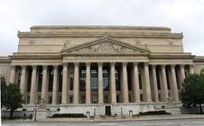 Free National Archives Building Stock Photo - 24941070