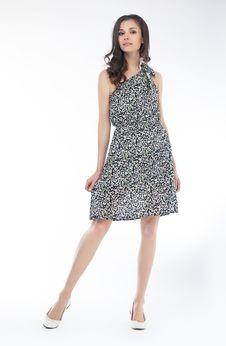Free Style And Elegancy - Stylish Lovely Girl Posing Royalty Free Stock Image - 24943116