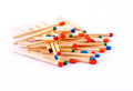Free Stack Of Matches Royalty Free Stock Photography - 24959297