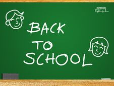 Free Back To School Stock Image - 24976611