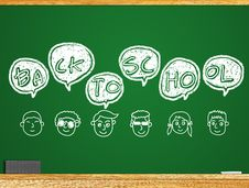 Free Back To School Royalty Free Stock Images - 24976679