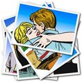 Free Couple Of Lovers Stock Images - 24984554