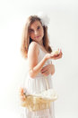 Free Beautiful Young Girl Royalty Free Stock Photography - 24984927