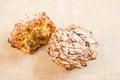 Free Pumkin Muffins Royalty Free Stock Photo - 24989025