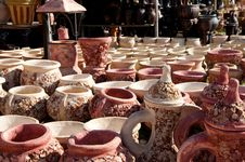 Free Pottery Stock Image - 24987331