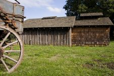 Free Barns And Wagon Stock Images - 24989794