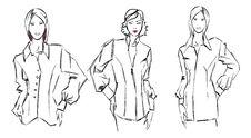 Free Fashion Girl. Stock Photos - 24992883