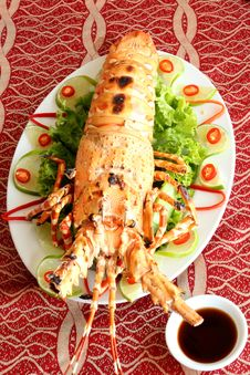 Free Lobster Royalty Free Stock Photos - 24997738