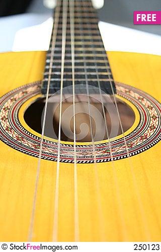 Free Guitar Stock Photos - 250123