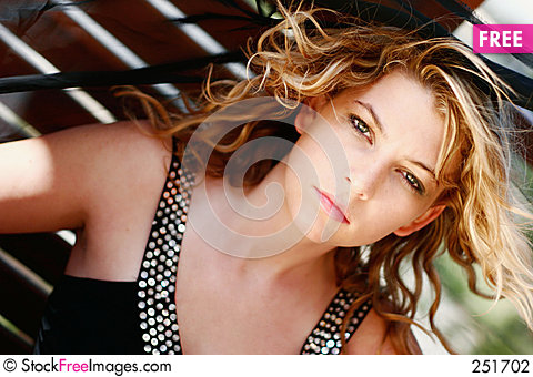Free Blonde Woman 2 Stock Photography - 251702
