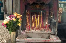 Free Streetside Altar Stock Images - 250084