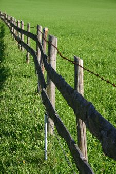 Free Fence Stock Photography - 250152