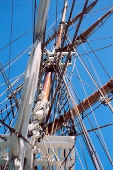 Free Mast & Crow Nest Stock Photography - 250162