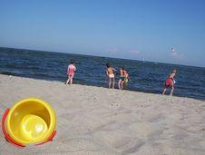 Free Beach_fun Royalty Free Stock Photo - 252685
