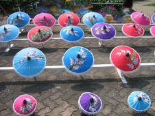Free Umbrellas Stock Image - 254021