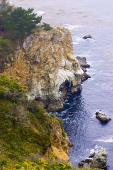 Free Big Sur Coastline Stock Photos - 255323