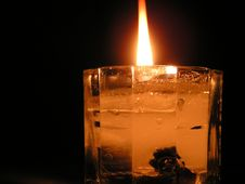 Free Liquid Candle Stock Photography - 255832