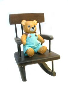 Free Teddy Rocker Stock Photography - 256162