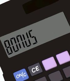 Free Calculator Royalty Free Stock Photos - 258978