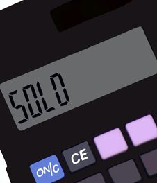 Free Calculator Stock Images - 258984