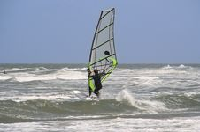 Free Windsurfer Stock Photography - 2500042
